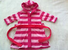 NEW***The Baby Company® Baby Girls Fleece Hoodie Gown***Purple***Up to 12 months