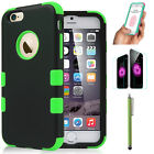 For iPhone 6 Plus/6S Plus Hybrid Hard Shockproof Rugged Heavy Duty Cover Case