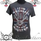 RED TORPEDO GUY MARTIN JOHN MCGUINNESS KING OF THE ROAD MOUNTAIN T SHIRT ANTH
