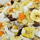 Tropical trail mix (with dried fruit) bulk deal - 1lb, 2lb, 3lb, 5lb, or 10lb