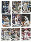 2017 TOPPS SERIES 1 #'S 1-250  STARS, ROOKIE, RC'S - WHO DO YOU NEED!!!