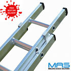 Aluminium Class 1 Double Ladder Double Extension Free Next Day Delivery