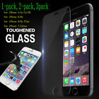 1-3 Premium Screen Protector Tempered Glass Protective Film Guard Fr iPhone 6/6s