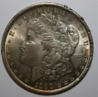 1888 VAM-11A DDO Ear & Clash Morgan Dollar GEM BU Plus Weird Edge