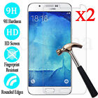 2 PCS 9H Tempered Glass Screen Protector Film For Samsung Galaxy J3 J5 J7 2017