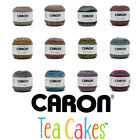 *NEW * 12 COLORS Caron TEA Cakes Gradient Worsted Yarn Ball Acrylic/ Wool 8.5