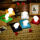 LED Card Lamp Small Mini Night Light Cute  Wallet Delicate Creative Gift EC C8