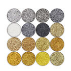 16COLOUR Shimmer Glitter Eye shadow Pressed Powder Pigment Eye Makeup Eye Beauty