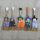 Magic Halloween Scarecrow Hanging Decoration Witch Pumpkin Ghost Broom Decor New