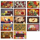 Kyпить Decorative Kitchen Area Rug, Floor Mat, Carpet, Various Design Size Selections на еВаy.соm