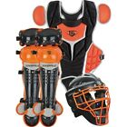 Louisville Slugger Series 5 Youth Baseball Catcher's Set, Navy Scarlet,  New