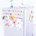 Waterproof Refrigerator Thicker Dust Proof Cover Fridge Floral Pouch Storage Bag