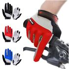 Motor Bike Cycling Gloves Windproof Shockproof Warm Keeping Touch Screen Gloves