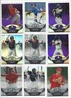 2011 BOWMAN PLATINUM PROSPECTS RC'S - BASE, PURPLE, XFRACTOR - WHO DO YOU NEED!!