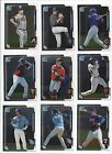 2015 BOWMAN CHROME PROSPECTS ROOKIE RC'S  #'S 186-219  WHO DO YOU NEED!!!