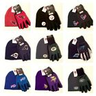Officially Licensed Cuffless Knit Hat Beanie and Sport Utility Grip Gloves Set on eBay
