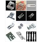 Domestic Sewing Machine Presser Foot Feet Kit Set For Janome Brother Singer BE