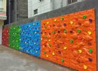 climbing training board - Plastic Climbing Stones Rock  Board Plank Rock Climbing Childn Physical Training