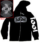 Tool - Spiro - New Seamless Zip Band Hoodie