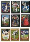 2011 BOWMAN BASE SET - REGULAR or GOLD PARALLEL - WHO DO YOU NEED!!!