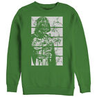 Star Wars Darth Vader Cherry Blossoms Mens Graphic Sweatshirt $40.0 USD