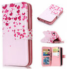 Stand ID Wallet Leather Flip Case Cover For iPhone 5 5S SE 5C 6 6S Plus 7 Plus 8
