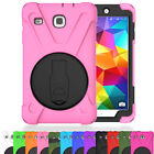 360 Protective Hard Case Cover For Samsung Galaxy Tab E 8.0 8-Inch T377 Tablet