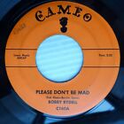 BOBBY RYDELL & Group DOO-WOP 45 Please don't be mad / Makin' time Cameo    C2673