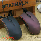 Portable 1200DPI Optical USB LED Wired Game Mouse Mice For PC Laptop Computer US