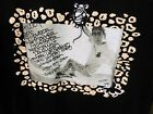STUSSY / LANCE MOUNTAIN SKATING POOL T SHIRT MEDIUM // SKATEBOARD RARE