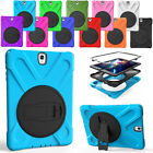 """360 Protective Hybrid Armor ShockProof Case Cover For Samsung Galaxy Tab S2 9.7"""""""