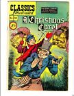 Classics Illustrated 53: (1948): A Christmas Carol: Orig: FREE to combine: VG-