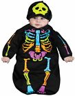 Costumes! Cute & Cuddly Skelebaby Bunting 0-9 Mths