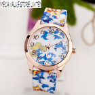 Silcone Strap Ladies Girls Watch Fun and Functional Free P & P Gift, Xmas Gift