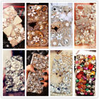 For iPhone 8 7 6s Plus  Bling Diamond Rhinestone Crystal Jewelled Case Cover