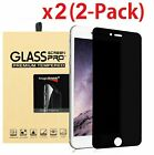 Privacy Anti Spy Tempered Glass Screen Protector Shield for iPhone 8 8 Plus