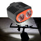 2 LED Owl Dual Lamp Bike Bicycle Cycling Front Head Light Headlight Flashligt