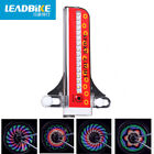 Tire Wheel Bicycle Lights LED DIY Signal Cycling Rechargeable/Battery Flashlight