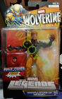 Marvel Legends X-Men Sabretooth Wolverine Build A Figure Puck Wave
