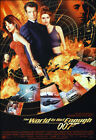 The World Is Not Enough Movie Poster Print - 1999 - Action - 1 Sheet Artwork $24.95 USD