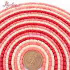 """3x5mm Natural Flower Shape Coral Gemstone Beads For Jewelry Making Strand 15"""""""