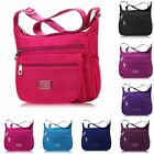 Womens Shoulder Bag Purse Tote Messenger Cross Body Lady Canvas Handbag Hobo Bag