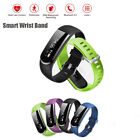 Bluetooth 4.0 Smart Wristband Sport Waterproof OLED Bracelet For Android IOS WGM