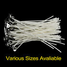 100X Candle Wicks COTTON Core Candle Making Supplies Pretabbed 5 Sizes BH09