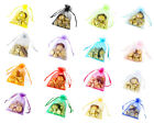 Kyпить Organza Wedding Party Favor Bags 4x6 Inches Decoration Gift Candy Sheer Pouches на еВаy.соm
