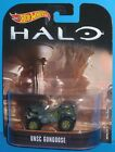 2017 HOT WHEELS Retro Entertainment HALO UNSC Gungoose Real Riders Die Cast NEW
