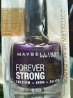 MAYBELLINE Forever and Strong Pro Nail Polish-10ml-Manicure Care-Pedicure-Beauty