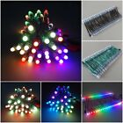 US Ship 400-2000pcs WS2811 RGB LED Pixel Diffused Full Color Round 5V 12V IP68