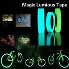 Self-Adhesive Glow In The Dark Luminous Tape Safety Stage Sticker Room Decor