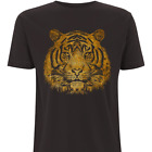 Tiger T-Shirt by HEROLUX  - Tattoo, Biker, Retro, Tribal, Rock N Roll, Big Cat